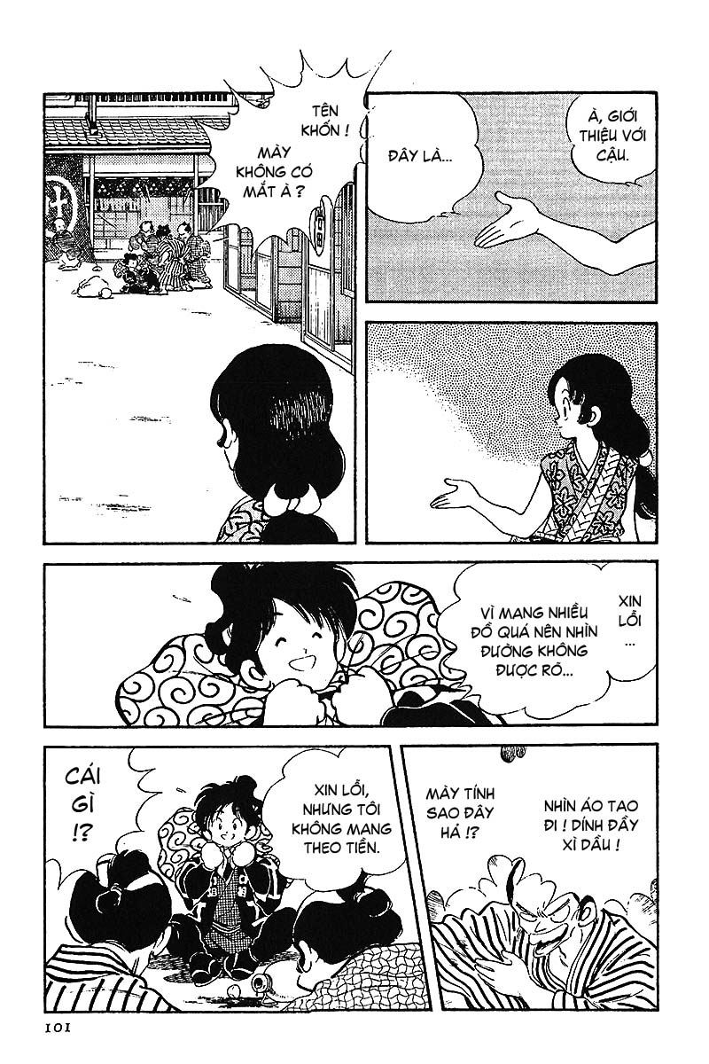 Nijiiro Togarashi - Ớt Bảy Màu chap 5 - Trang 7