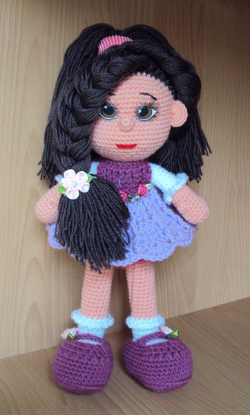 Для любителей кукол ещё одна
