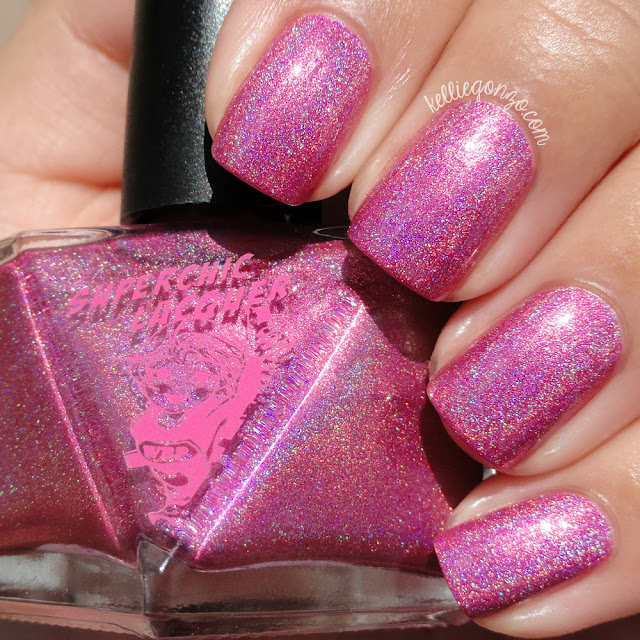 SuperChic Lacquer Hot Finger High Voltage