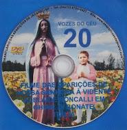FILME VOZES DO CÉU 20 - PARA CONHECER A HISTÓRIA DAS APARIÇÕES DE NOSSA SENHORA EM GHIAIE DI BONATE