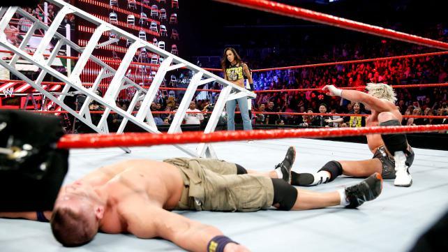 Dolph Ziggler WWE