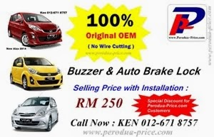 Perodua Accessories