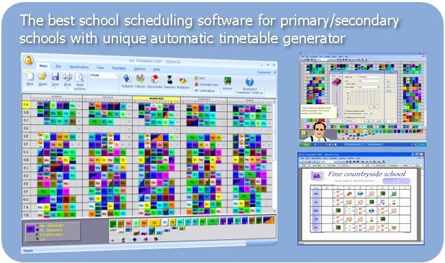 Cikgu Hijau Pembinaan Jadual Waktu Kelas Dan Subjek Menggunakan Perisian Asc Timetables