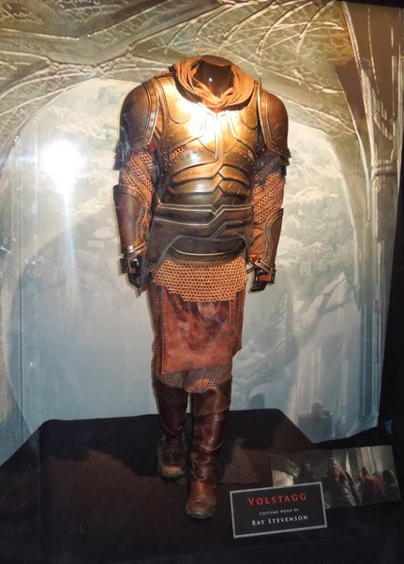 Volstagg Thor Dark World movie costume