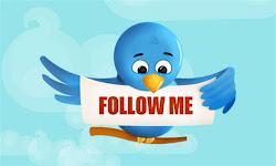 Just tweet me!