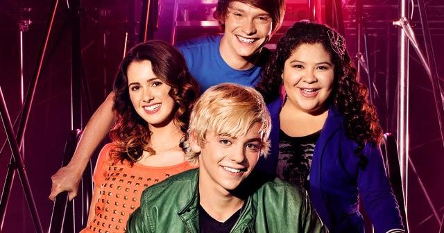 TVRaven - Austin & Ally full episodes free online