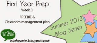 Miss, Hey Miss! FREEBIE & Classroom Management plan