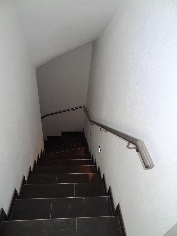 unser Haus entsteht: Treppengeländer & Elektroinstallation Teil 7