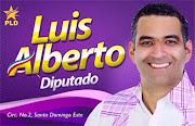 #LuisAlbertoDiputado