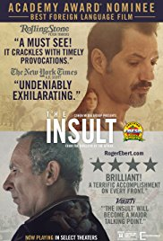 Watch The Insult Online Free 2017 Putlocker