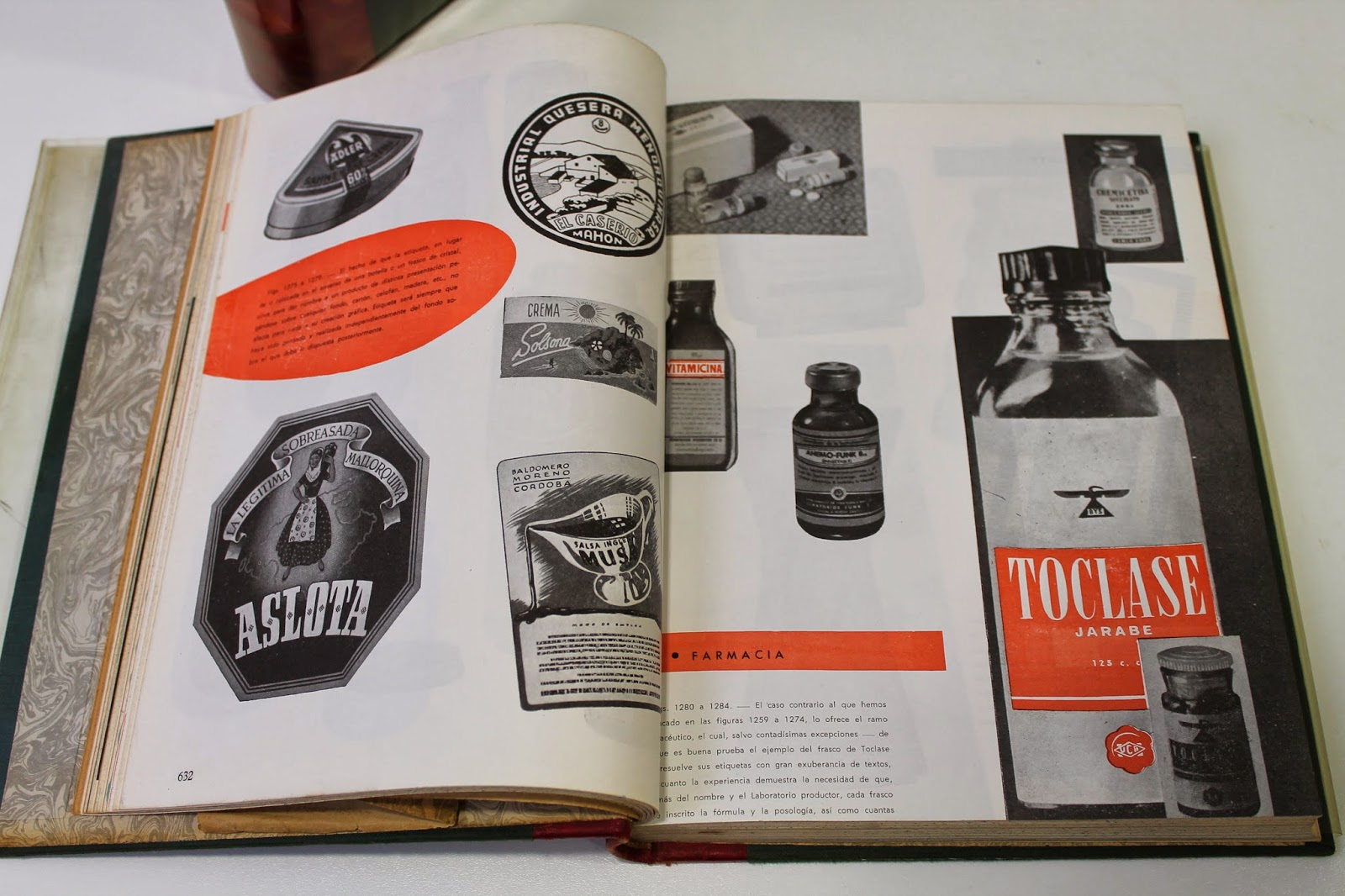 Vintager a antiguo libro o manual de dibujo comercial - Libros diseno industrial ...