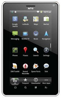 Harga Mito T500 - Tablet TV Analog Terbaru