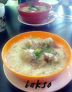Makanan sederhana ala desa