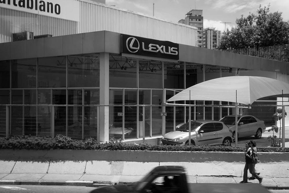 Lexus in São Paulo