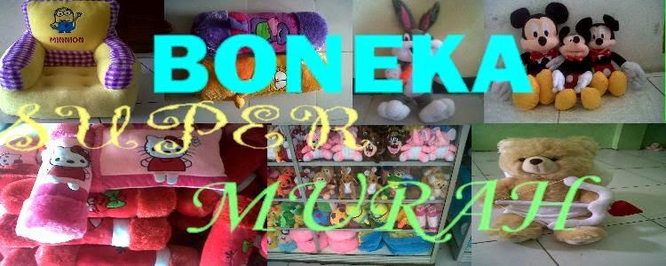 pusat pengrajin BONEKA SUPER MURAH