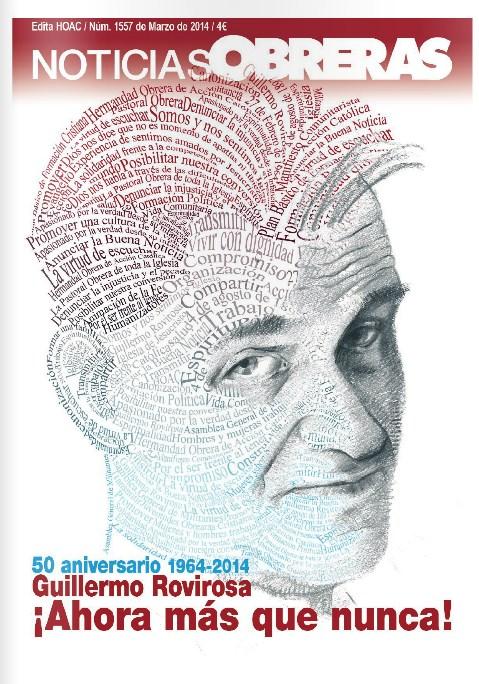 50 aniversario de Guillermo Rovirosa, en proceso de beatificación