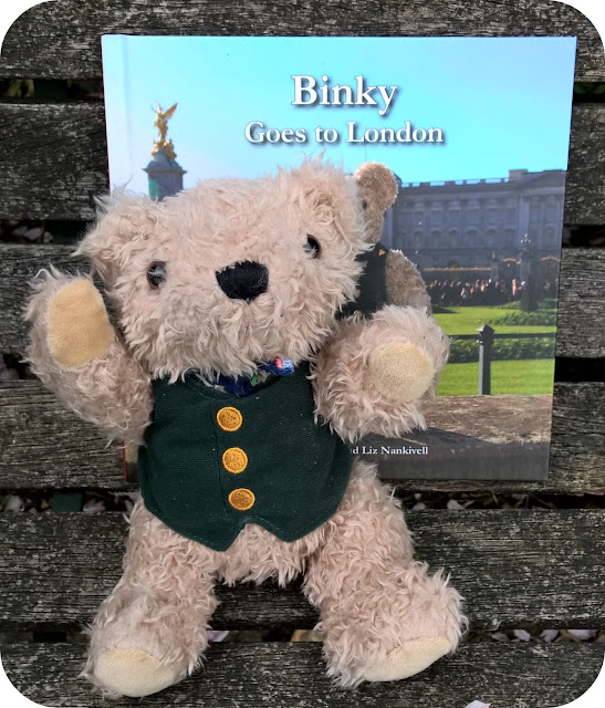 Binky Bear Goes to London