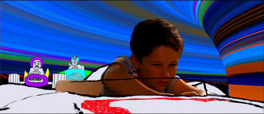 Speed racer movie mom