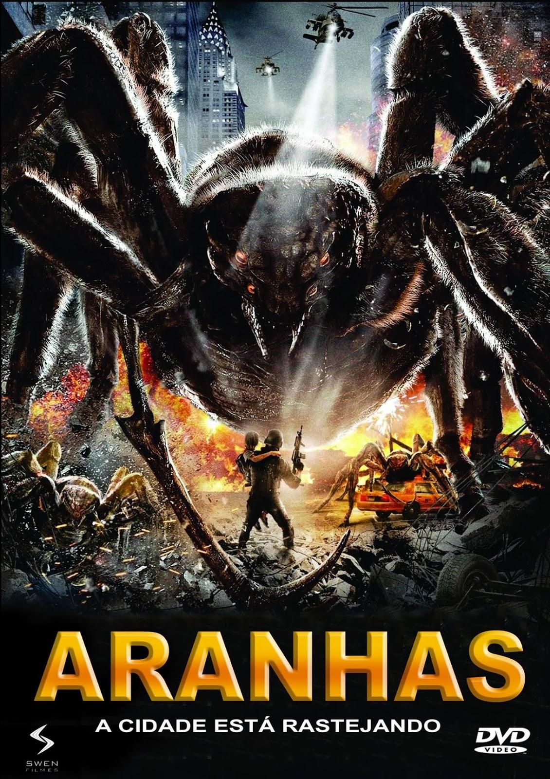 Aranhas – Dublado (2013)