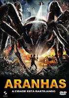 Aranhas – Dublado