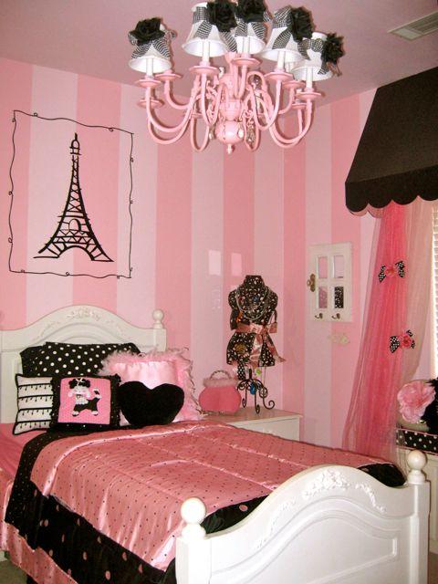 DECORE E TRANSFORME Como usar as cores na decoração sem  ~ Quarto Rosa Fucsia