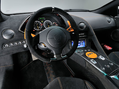 2010 Lamborghini Murcielago LP670-4 SV China Edition