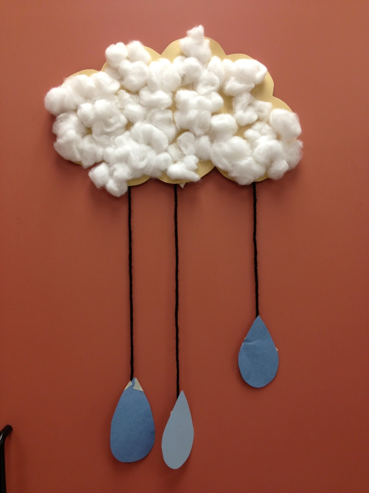 Too many crafts too little time pre k week 3 weather - Cotton ballspractical ideas ...