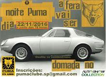 Noite Puma - Puma Clube