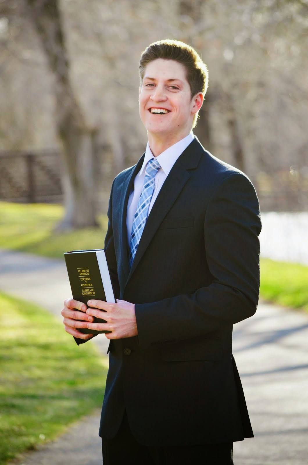 Elder Ted Galbraith