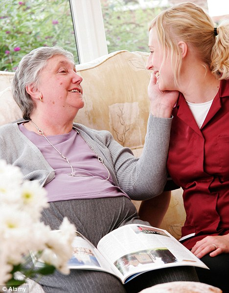 caring for patients with dementia Patient and service user care health and social care professionals who work with people with dementia ensure they receive training in dementia care consistent.