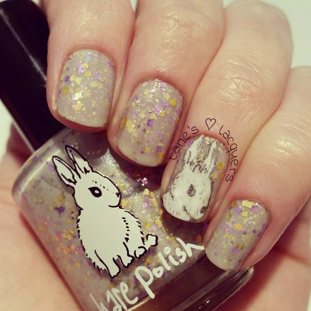 humpday-hare-polish-king-of-carat-flowers-hare-nail-art