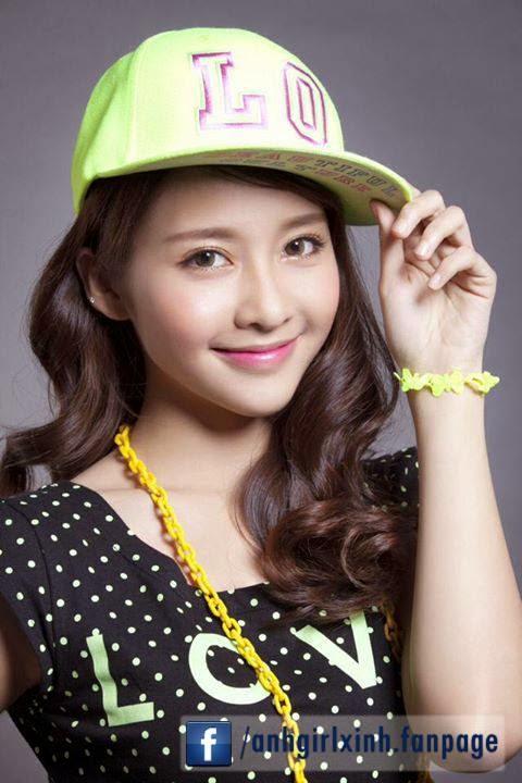 girl xinh facebook