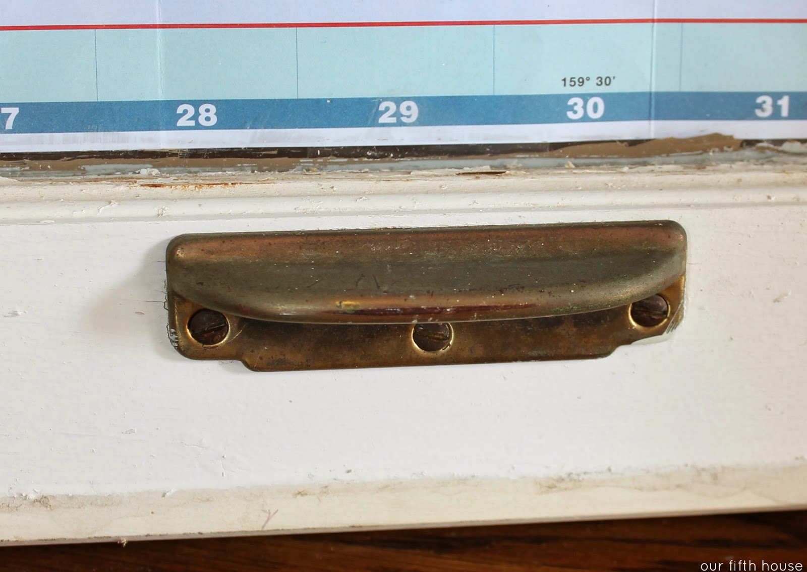 old window hardware