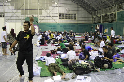 Kegiatan Blogger Nusantara