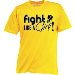 Yellow shirt day för ökad medvetenhet om endometrios