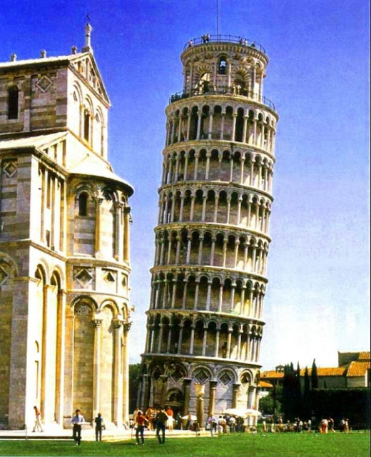 World Most Popular Places: Pisa Tower Wallpapers, Italy