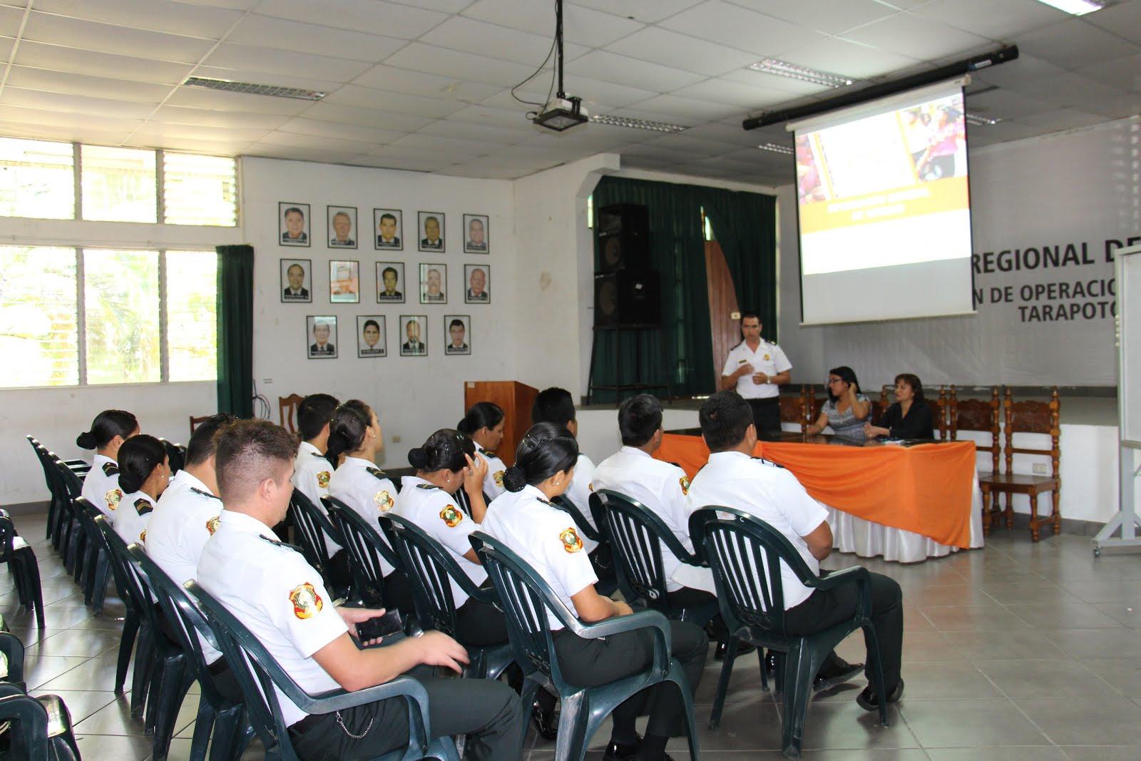 Coordinan con autoridades para dar más seguridad a turistas que visitan San Martín DIRCETUR Bajo Ma