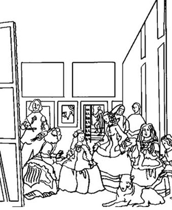 Las Meninas en el Museo del Prado: Una unidad didáctica para ...