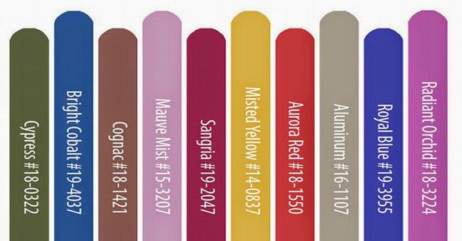 I Colori dell'Autunno/Inverno 2014 / 2015 nel Makeup