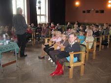 20 oktoobril käis lastekirjanik Heiki Vilep Juuru lastel külas