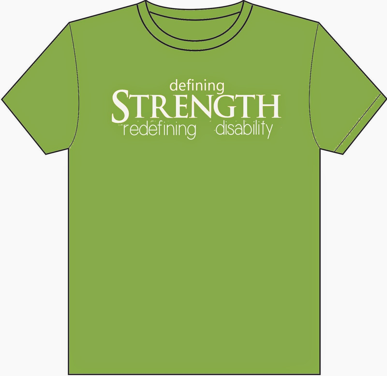 Therapist/General Strength Adult Shirt