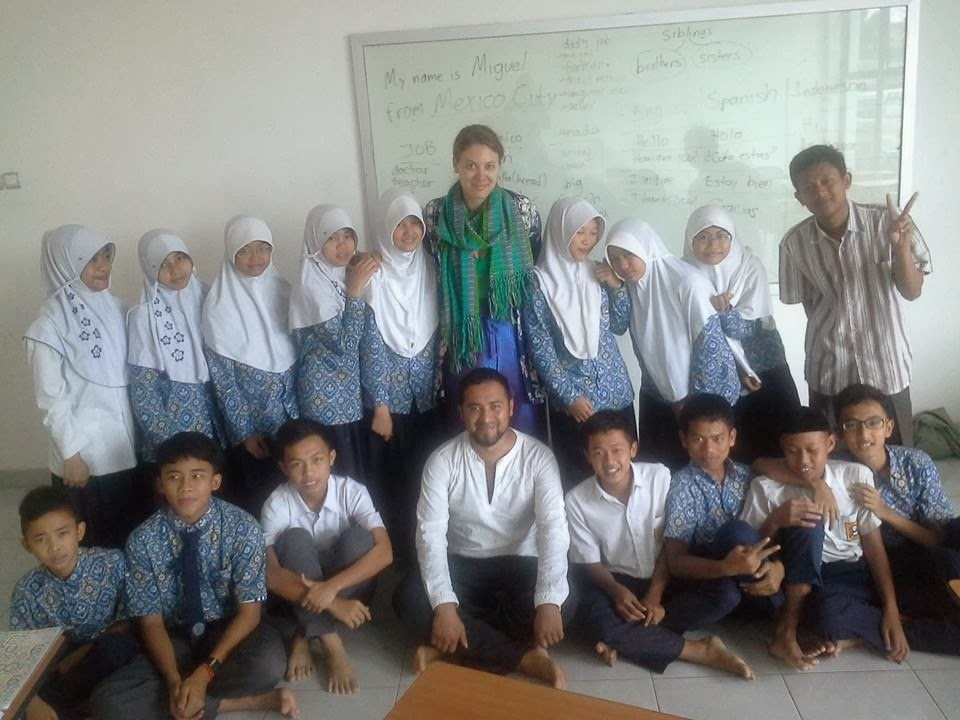 Volunteering in Indonesia
