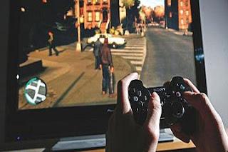 دراسة: ألعاب الفيديو العنيفة تغيّر وظيفة الدماغ