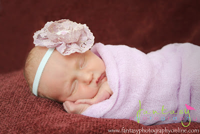 Newborn Photography in Winston Salem NC - Fantasy Photography, LLC