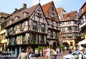Tempat wisata terkenal di Perancis