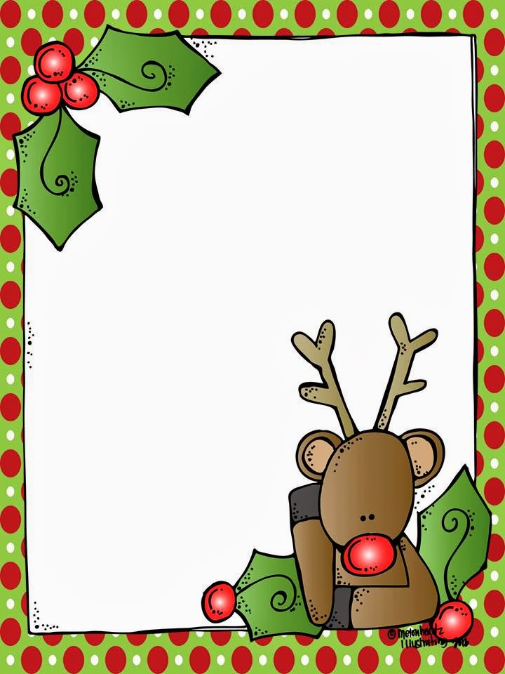 Father Christmas Page Borders | quotes.lol-rofl.com