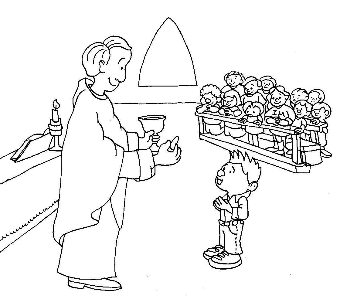 Educar con Jesús: Los sacramentos (Infancia Misionera)