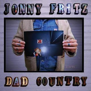 Baixar CD capa Jonny Fritz – Dad Country (2013)