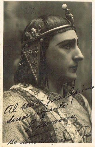 ARGENTINE TENOR PEDRO MIRASSOU (1896-1963) CD