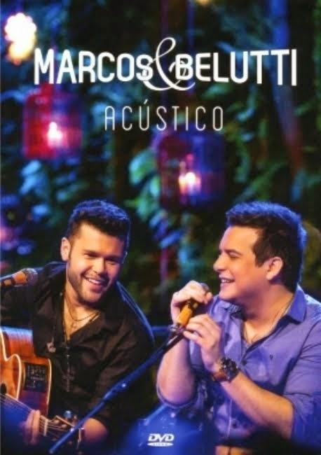 DVD Marcos e Belutti - Acústico 2014